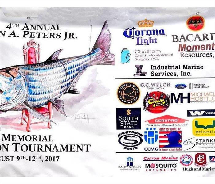 2017 John A Peters Jr Memorial Fishing Tournament