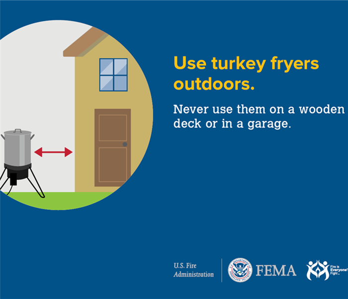 Fire Damage Turkey Fryer Fire Safety Tips for Savannah
